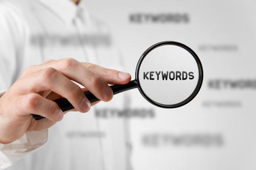Help IT Recruiters Find You: Use Keywords In Your Resume To Grab Their  Attention  Key Words To Use In A Resume